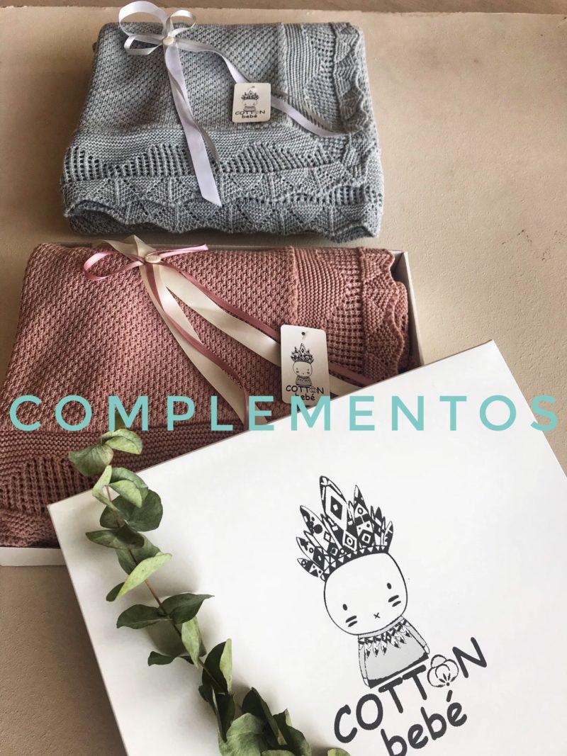 Complementos tienda online Cotton Bebé