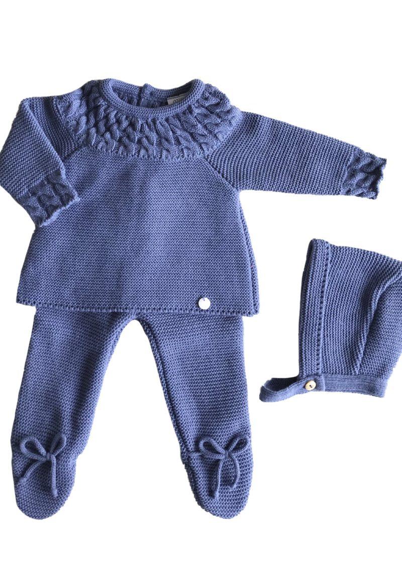 """""""conjuntos de punto de tricot originales cotton bebé"""". """"Ropa bonita de primera puesta"""". """"Ropita para los primeros meses"""". """"Ropa bebe"""". """"Cotton-bebe"""". """"ropa de punto"""". """"De venta en la tienda online cotton-bebe"""". """"Body de punto para bebé"""". """"Complementos de moda"""". """"Bebé molón"""". """"color azul para bebé"""". """"conjunto de Polaina"""". """"conjunto verde de punto"""". """"Ranita gris de bebé """". """"Jersey de rayas """". """"Colores de moda"""". """"Body gris"""". """"Chaqueta gris"""". """"Coletas bebé """". """"Rosa bebé """". """"Chaqueta de rayas"""". """"Pelele gris"""". Body gris bebé """". """"San Francisco bebé """""""