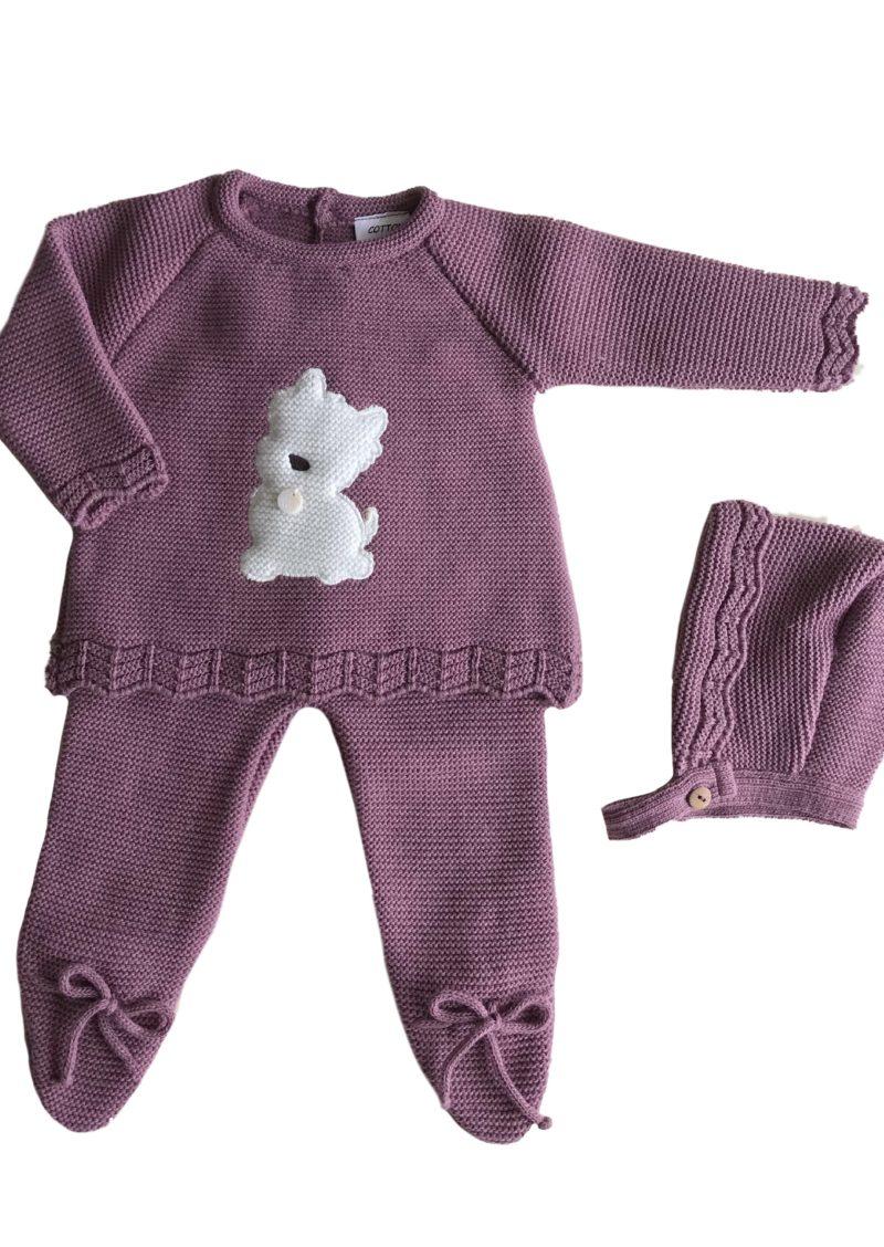 """""""conjuntos de punto de tricot originales cotton bebé"""". """"Ropa bonita de primera puesta"""". """"Ropita para los primeros meses"""". """"Ropa bebe"""". """"Cotton-bebe"""". """"ropa de punto"""". """"De venta en la tienda online cotton-bebe"""". """"Body de punto para bebé"""". """"chaqueta de bebé"""". """"Complementos de moda"""". """"Bebé molón"""". """"color rosa para bebé"""". """"conjunto de polaina- mono"""". """"conjunto verde de punto"""". """"Ropa de punto"""". """"Cotton Bebe"""". """"Tricot"""". """"Polaina de bebé """". """"San Francisco bebé """". """"Ropa hipoalergenica"""". """"Tacto algodón"""". """"Cotton baby"""". """"Mono de bebé """". Color berenjena """". """"Polaina de bebé """". """"Estrella rosa"""". """"Estrellas para bebé """". """"Pelele rosa""""."""